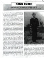 re-print of Wisconsin Maritime Museum newsletter, http://www.wisconsinmaritime.org/