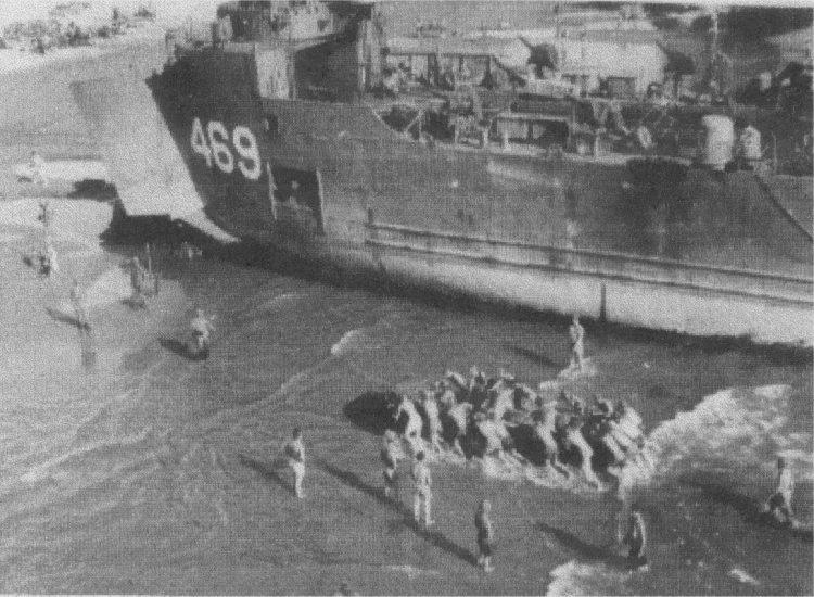 LSM469 -  Japan 1945